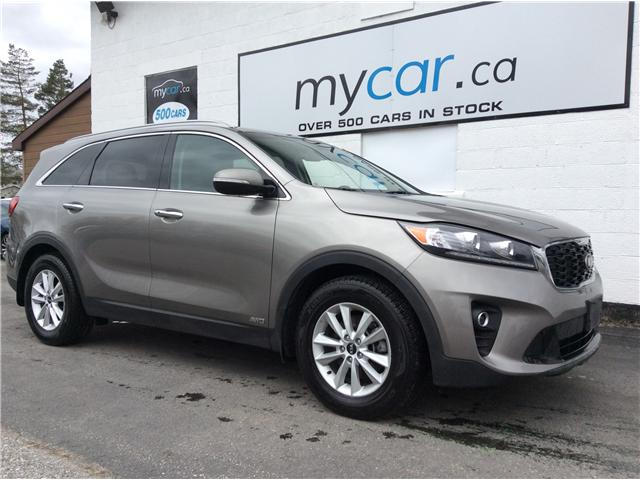 2019 Kia Sorento 3.3L LX (Stk: 190632) in Kingston - Image 1 of 22