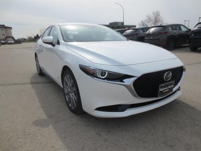 2019 Mazda Mazda3 GT (Stk: M19115) in Steinbach - Image 3 of 22