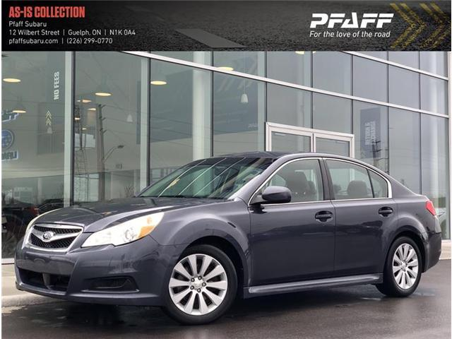 2010 Subaru Legacy 3.6 R Limited Package (Stk: S00016B) in Guelph - Image 1 of 22