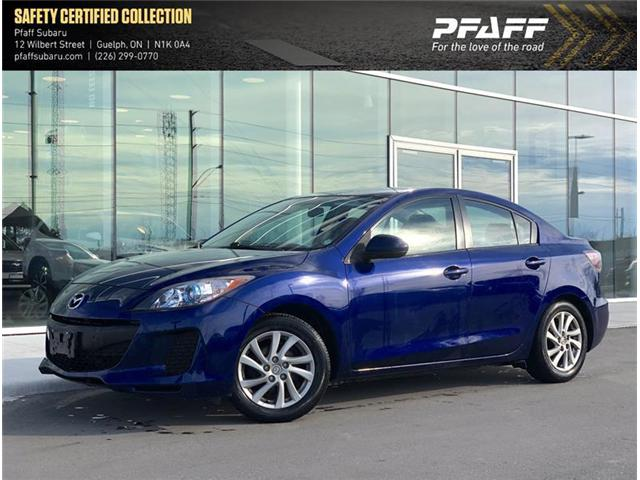 2012 Mazda Mazda3 GS (Stk: S00129A) in Guelph - Image 1 of 19