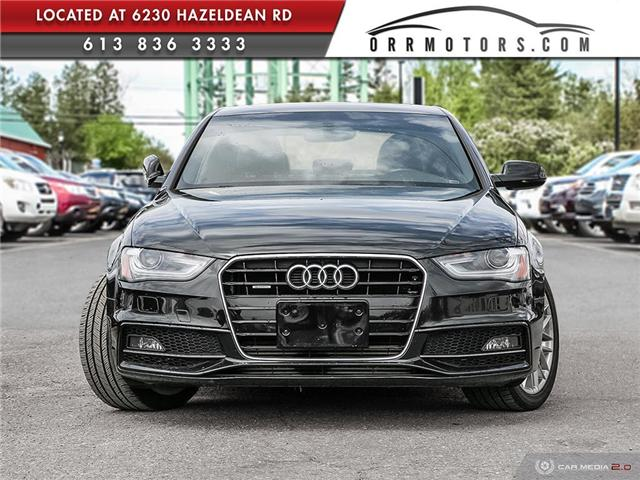 2015 Audi A4  (Stk: 5780) in Stittsville - Image 2 of 29