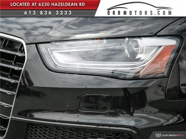 2015 Audi A4  (Stk: 5780) in Stittsville - Image 9 of 29