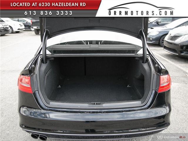 2015 Audi A4  (Stk: 5780) in Stittsville - Image 10 of 29