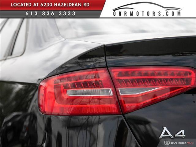 2015 Audi A4  (Stk: 5780) in Stittsville - Image 11 of 29