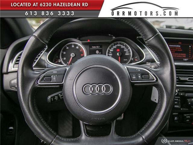 2015 Audi A4  (Stk: 5780) in Stittsville - Image 13 of 29