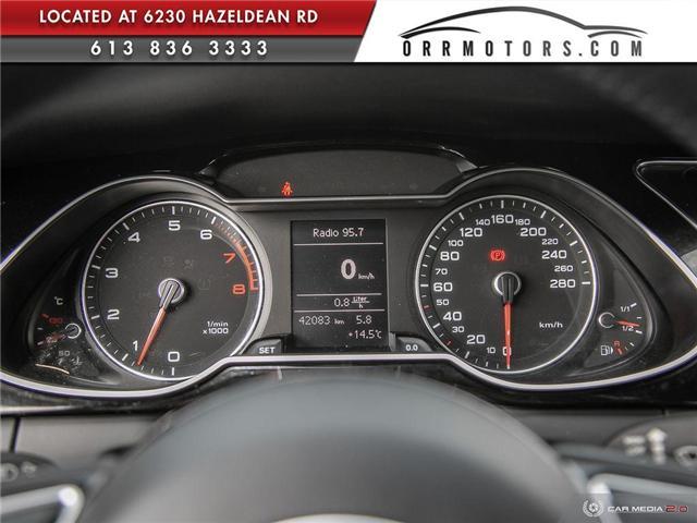 2015 Audi A4  (Stk: 5780) in Stittsville - Image 14 of 29