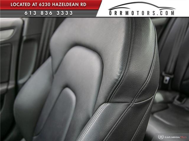2015 Audi A4  (Stk: 5780) in Stittsville - Image 22 of 29