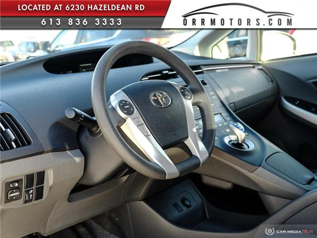 2011 Toyota Prius Base (Stk: 5662) in Stittsville - Image 1 of 17