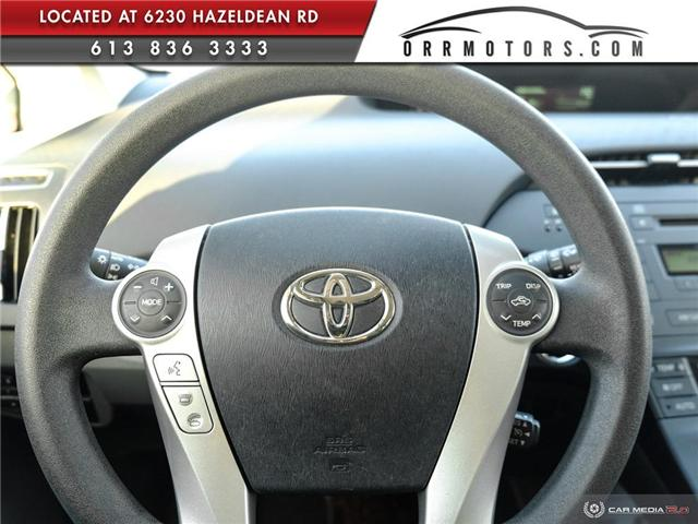 2011 Toyota Prius Base (Stk: 5662) in Stittsville - Image 2 of 17