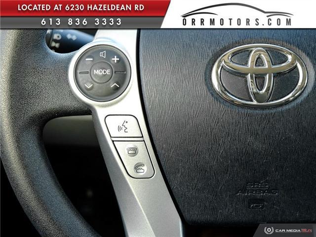 2011 Toyota Prius Base (Stk: 5662) in Stittsville - Image 16 of 27