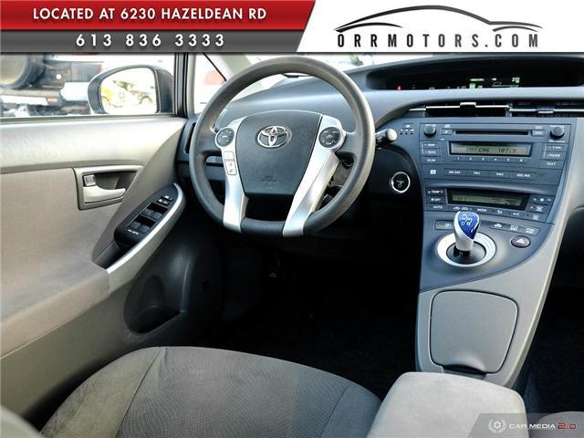 2011 Toyota Prius Base (Stk: 5662) in Stittsville - Image 25 of 27