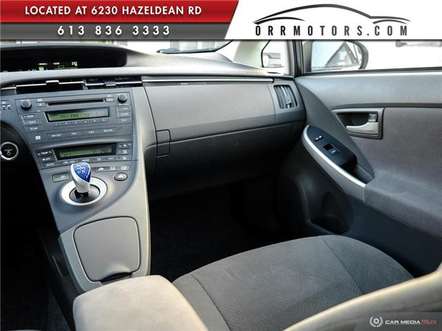 2011 Toyota Prius Base (Stk: 5662) in Stittsville - Image 27 of 27