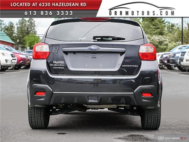 2016 Subaru Crosstrek Limited Package (Stk: 5760) in Stittsville - Image 5 of 30