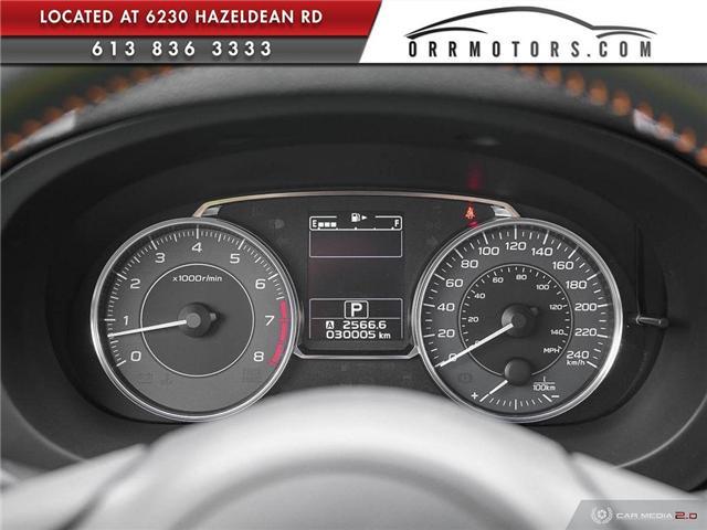2016 Subaru Crosstrek Limited Package (Stk: 5760) in Stittsville - Image 14 of 30
