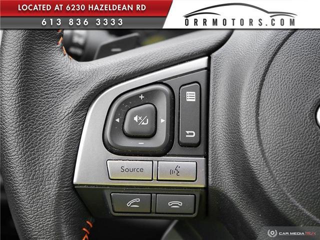 2016 Subaru Crosstrek Limited Package (Stk: 5760) in Stittsville - Image 17 of 30