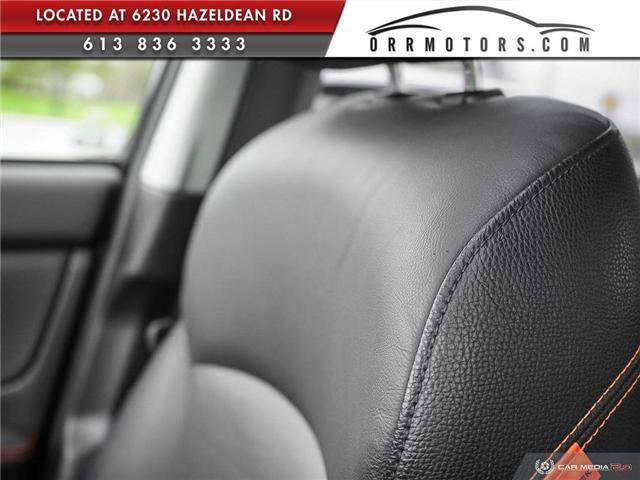 2016 Subaru Crosstrek Limited Package (Stk: 5760) in Stittsville - Image 22 of 30