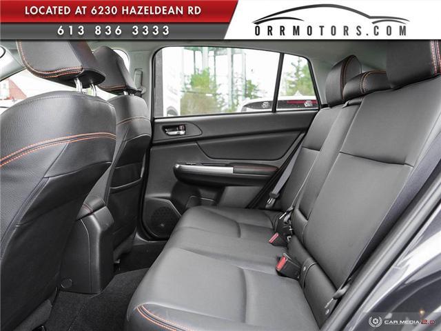 2016 Subaru Crosstrek Limited Package (Stk: 5760) in Stittsville - Image 23 of 30