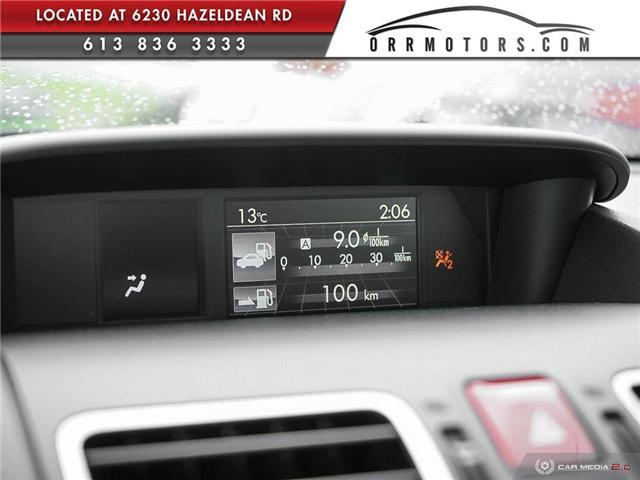 2016 Subaru Crosstrek Limited Package (Stk: 5760) in Stittsville - Image 27 of 30