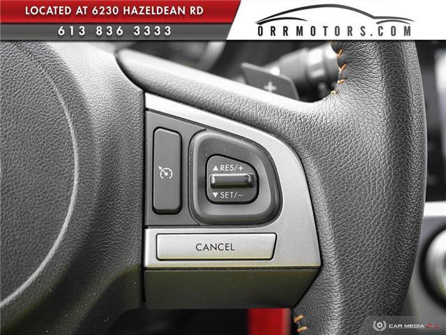 2016 Subaru Crosstrek Limited Package (Stk: 5760) in Stittsville - Image 28 of 30