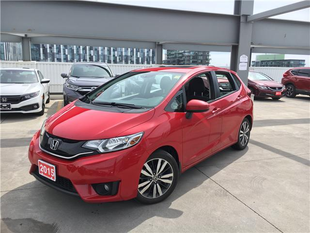 2015 Honda Fit EX (Stk: T19935A) in Toronto - Image 1 of 17