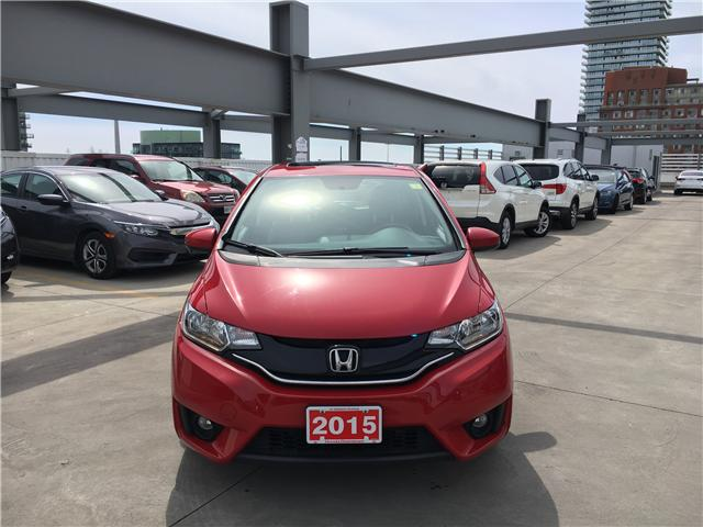 2015 Honda Fit EX (Stk: T19935A) in Toronto - Image 2 of 17