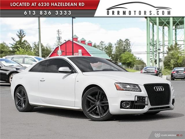 2012 Audi S5 4.2 Premium (Stk: 5762) in Stittsville - Image 1 of 28
