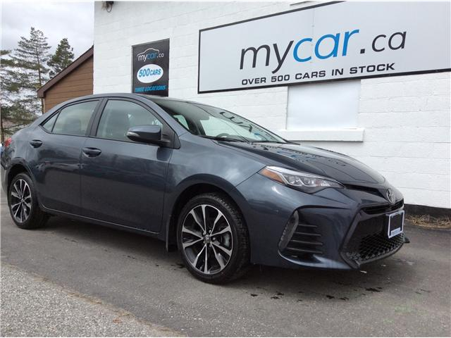 2019 Toyota Corolla SE (Stk: 190634) in North Bay - Image 1 of 21