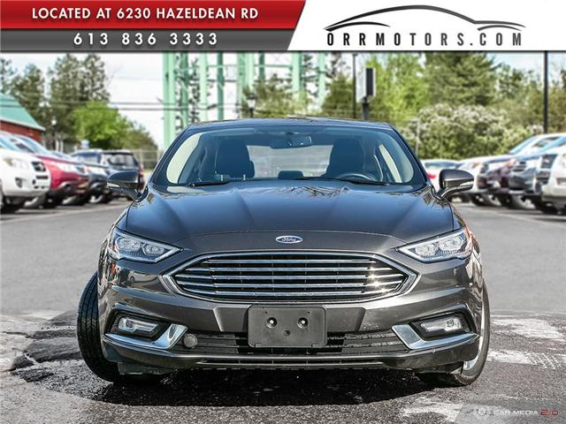 2017 Ford Fusion Hybrid SE (Stk: 5691) in Stittsville - Image 2 of 29