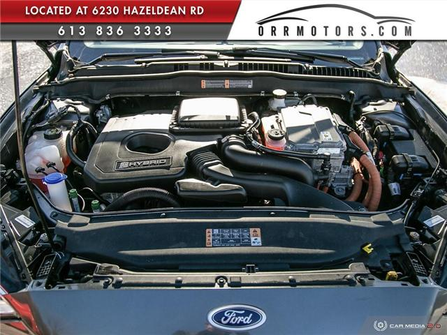 2017 Ford Fusion Hybrid SE (Stk: 5691) in Stittsville - Image 7 of 29