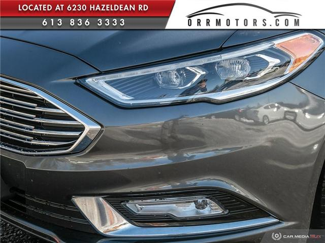 2017 Ford Fusion Hybrid SE (Stk: 5691) in Stittsville - Image 10 of 29