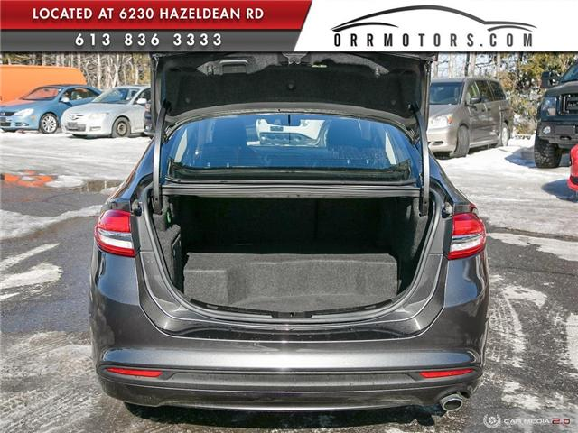 2017 Ford Fusion Hybrid SE (Stk: 5691) in Stittsville - Image 11 of 29