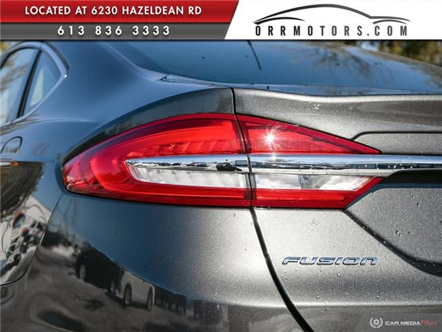 2017 Ford Fusion Hybrid SE (Stk: 5691) in Stittsville - Image 12 of 29