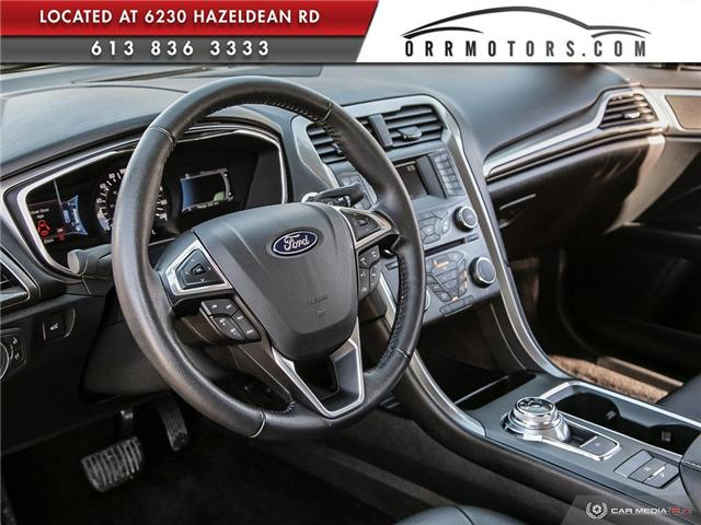 2017 Ford Fusion Hybrid SE (Stk: 5691) in Stittsville - Image 13 of 29