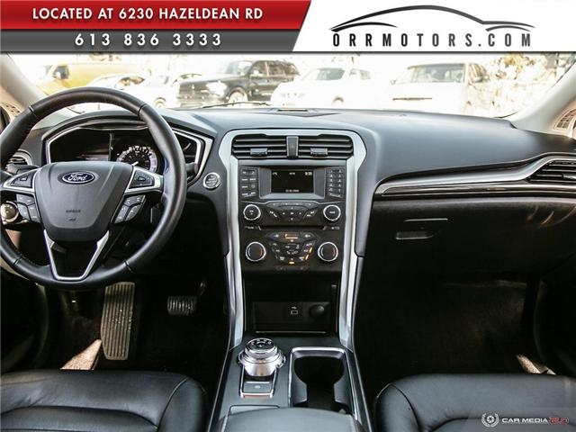 2017 Ford Fusion Hybrid SE (Stk: 5691) in Stittsville - Image 25 of 29