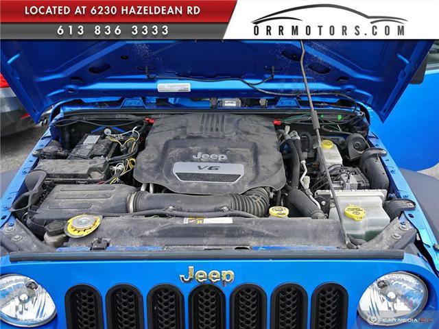 2016 Jeep Wrangler Sport (Stk: 5617-1) in Stittsville - Image 7 of 29