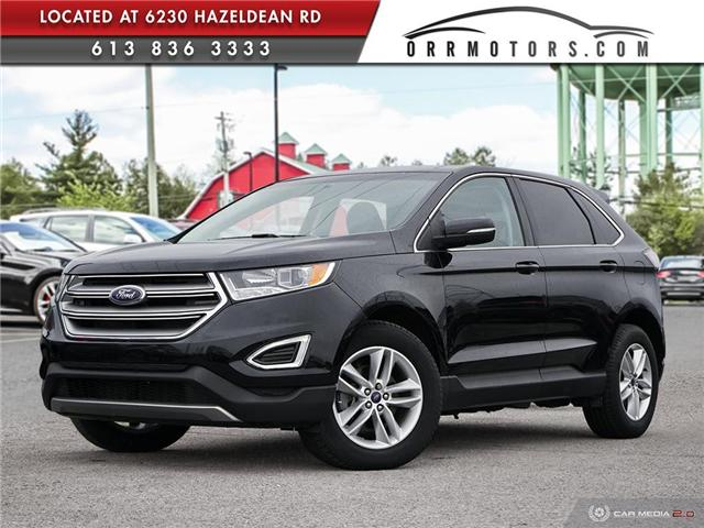 2016 Ford Edge SEL (Stk: 5716) in Stittsville - Image 1 of 28