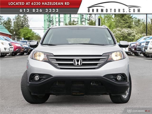 2013 Honda CR-V Touring (Stk: 5761) in Stittsville - Image 2 of 29