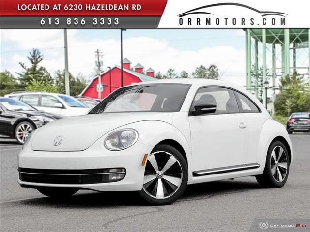 2012 Volkswagen Beetle 2.0 TSI Sportline (Stk: 00C1802) in Stittsville - Image 1 of 26