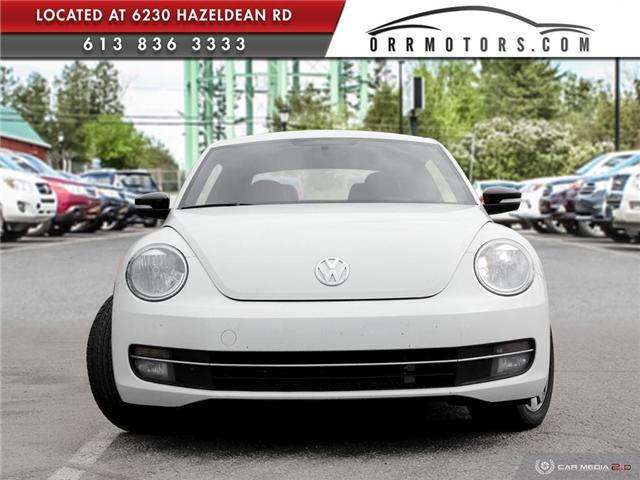 2012 Volkswagen Beetle 2.0 TSI Sportline (Stk: 00C1802) in Stittsville - Image 2 of 26