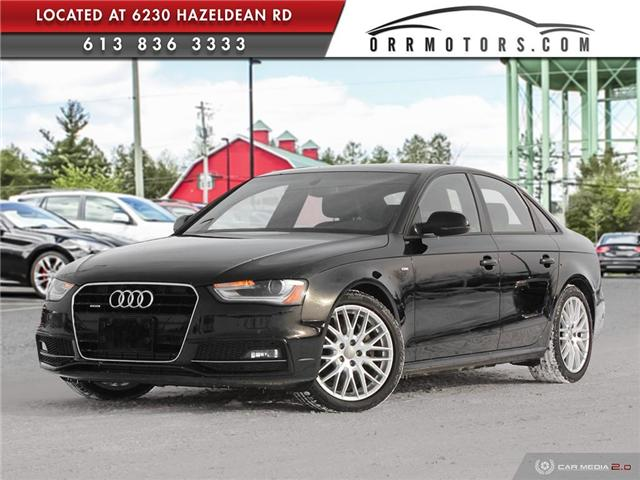 2016 Audi A4 2.0T Komfort plus (Stk: 5678) in Stittsville - Image 1 of 28