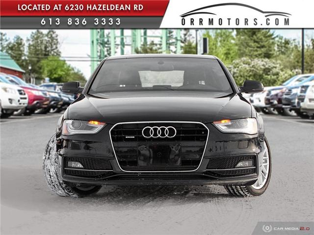 2016 Audi A4 2.0T Komfort plus (Stk: 5678) in Stittsville - Image 2 of 28