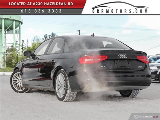 2016 Audi A4 2.0T Komfort plus (Stk: 5678) in Stittsville - Image 4 of 28