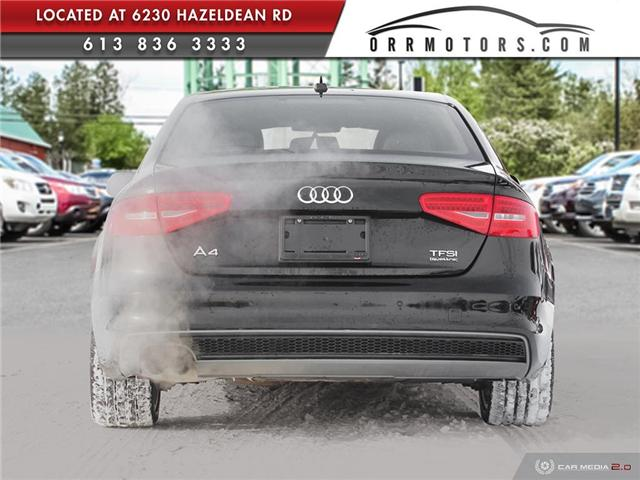 2016 Audi A4 2.0T Komfort plus (Stk: 5678) in Stittsville - Image 5 of 28