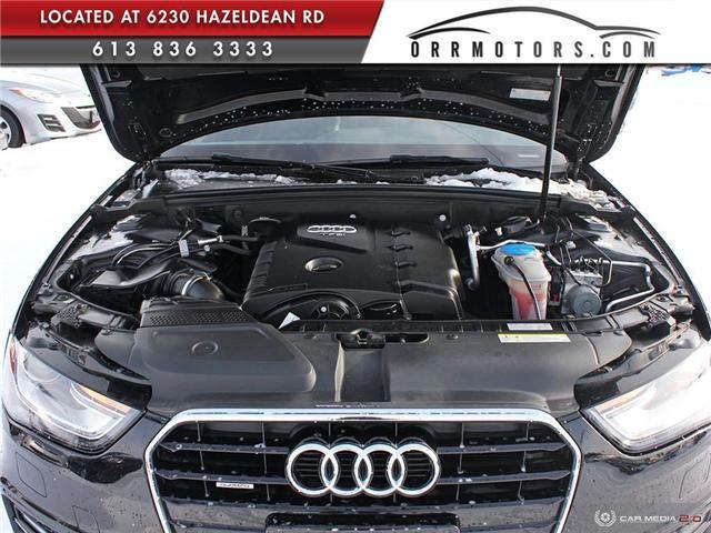 2016 Audi A4 2.0T Komfort plus (Stk: 5678) in Stittsville - Image 7 of 28