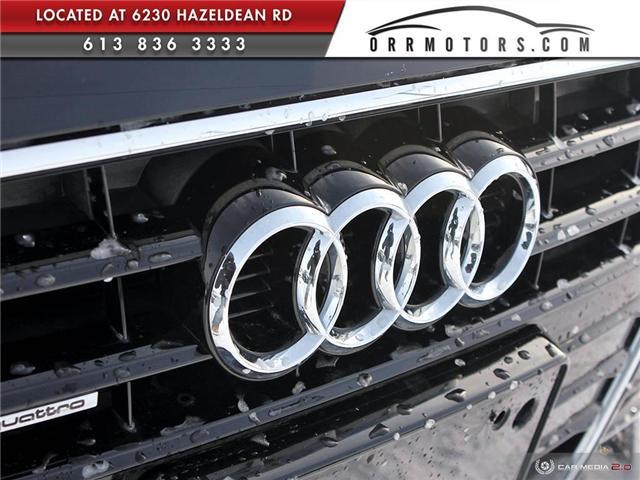 2016 Audi A4 2.0T Komfort plus (Stk: 5678) in Stittsville - Image 8 of 28
