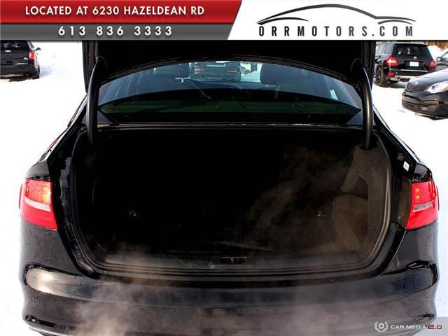 2016 Audi A4 2.0T Komfort plus (Stk: 5678) in Stittsville - Image 10 of 28