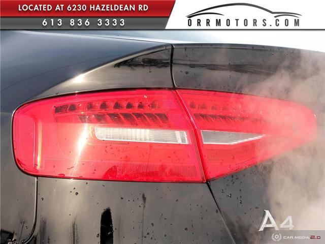 2016 Audi A4 2.0T Komfort plus (Stk: 5678) in Stittsville - Image 11 of 28