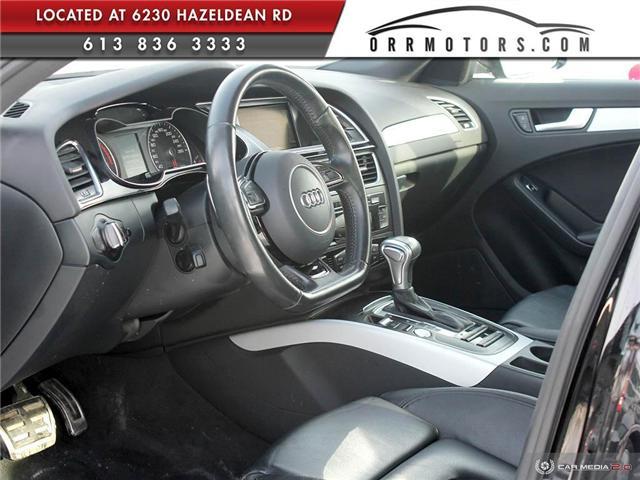 2016 Audi A4 2.0T Komfort plus (Stk: 5678) in Stittsville - Image 12 of 28