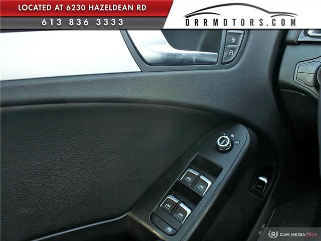 2016 Audi A4 2.0T Komfort plus (Stk: 5678) in Stittsville - Image 16 of 28