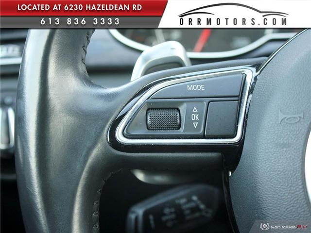 2016 Audi A4 2.0T Komfort plus (Stk: 5678) in Stittsville - Image 17 of 28